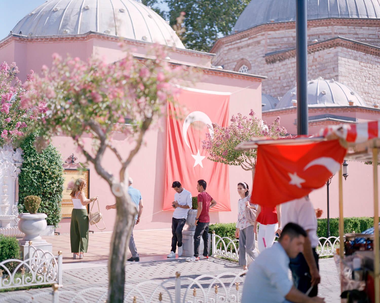 土耳古の光